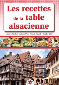 Les recettes de la table alsacienne.pdf