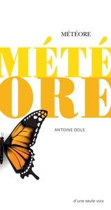 Livres audio gratuits avec téléchargement de texte Météore CHM MOBI par Antoine Dole