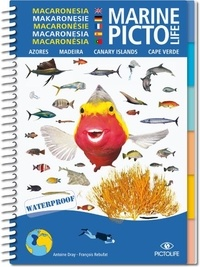 Antoine Dray et François Rebufat - Macaronesian marine pictolife - Macaronésie.