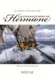 Antoine Faure - Le Journal d'Antoine Faure Lieutenant à bord de l'Hermione.