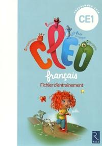 Antoine Fetet - Cléo Français CE1 - Fichier d'entrainement.