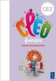 Antoine Fetet - Français CE2 CLEO - Fichier d'entrainement + aide mémoire.