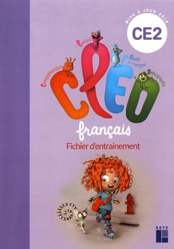 Francais Ce2 Cleo Fichier D Entrainement Grand Format