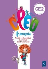 Antoine Fetet et Isabelle Coutard - Français CE2 Cycle 2 CLEO - Guide pédagogique du manuel d'entrainement. 1 Cédérom