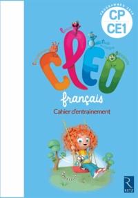 Antoine Fetet - Français CP-CE1 CLEO - Cahier d'entrainement.