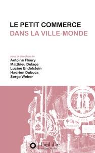 Antoine Fleury et Matthieu Delage - Le petit commerce dans la ville-monde.
