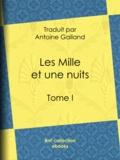 Antoine Galland et  Anonyme - .