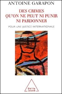 Antoine Garapon - .