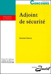 Antoine Garcia - .