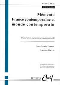 Antoine Garcia et Jean-Marie Durand - .