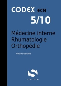 Antoine Gavoille - Médecine interne - Immuno-allergologie - Rhumatologie - Orthopédie.