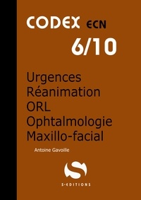Antoine Gavoille - Urgences - Réanimation - ORL - Ophtalmologie - Maxillo-facial.