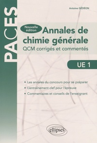 Annales de chimie générale UE1 - QCM corrigés et commentés.pdf