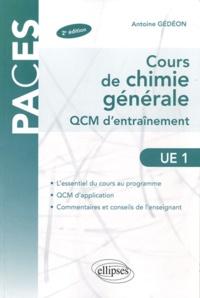 Cours chimie générale QCM dentraînement - UE1.pdf