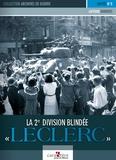"""Antoine Georges - 2e division blindée """"Leclerc""""."""