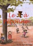 Antoine Géraci et Clémence Peyron - Le nounours à Péponne.