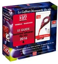 Antoine Gerbelle et Philippe Maurange - Le Coffret découverte du vin - Le guide des bonnes affaires du vin + L'aérateur de vin Vacuvin.