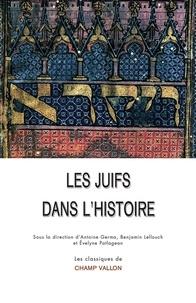 Antoine Germa et Benjamin Lellouch - Les juifs dans l'histoire - De la naissance du judaïsme au monde contemporain.