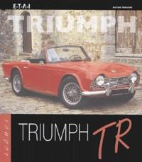Antoine Grégoire - Triumph TR.