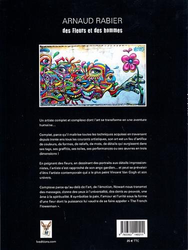 Arnaud Rabier Nowart. Du graffiti à l'Art in Space