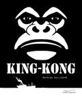 Antoine Guilloppé - King Kong.