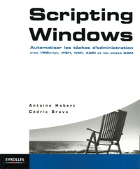 Galabria.be Scripting Windows - Automatiser les tâches d'administration Image
