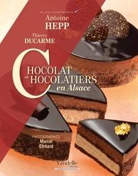 Histoiresdenlire.be Chocolat et chocolatiers en Alsace Image