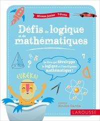 Antoine Houlou-Garcia - Défis de logique et de mathématiques - Niveau junior 7-9 ans.