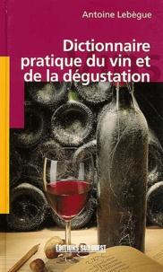 Feriasdhiver.fr Dictionnaire pratique du vin et de la dégustation Image
