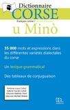 Antoine-Louis Culioli et Gabriel-Xavier Culioli - U mino - Dictionnaire français-corse / corsu-francese.