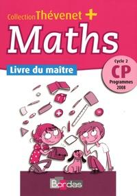 Antoine Marcangéli et Gérard Trève - Maths CP - Livre du maître, programmes 2008.