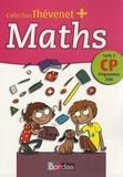 Antoine Marcangéli et Gérard Trève - Maths CP - Programmes 2008.
