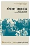 Antoine Marès et Marie-Pierre Rey - Mémoires et émotions - Au coeur de l'histoire des relations internationales.