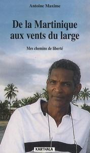 Deedr.fr De la Martinique aux vents du large - Mes chemins de liberté Image