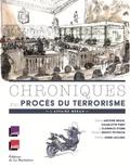 Antoine Mégie et Charlotte Piret - Chroniques d'un procès du terrorisme - L'affaire Merah.