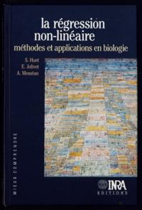 Antoine Messéan et Sylvie Huet - La régression non-linéaire - Méthodes et applications en biologie.