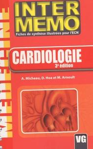 Antoine Micheau et Denis Hoa - Cardiologie.