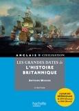 Antoine Mioche - Les grandes dates de l'histoire britannique.