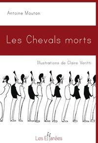 Antoine Mouton - Les Chevals morts.