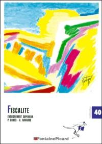 Corridashivernales.be FISCALITE BTS COMPTABILITE ET GESTION 1ERE ANNEE. Edition 1999/2000 Image