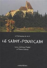 Antoine Paillet et Pierre Citerne - Le Saint-Pourçain.