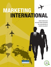 Antoine Panet-Raymond et Denis Robichaud - Marketing international.