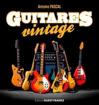 Antoine Pascal - Guitares vintage.