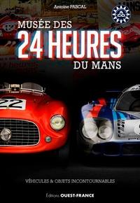 Antoine Pascal - Musée des 24 heures du Mans.
