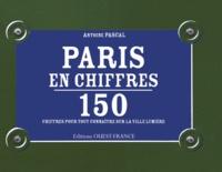 Antoine Pascal - Paris en chiffres.