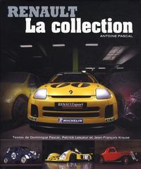 Antoine Pascal et Patrick Lesueur - Renault - La collection.