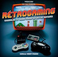 Antoine Pascal - Rétrogaming - Consoles et jeux vidéos de notre enfance.