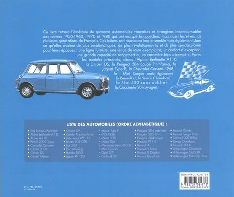 Rêves d'autos. Quand l'automobile faisait encore rêver !