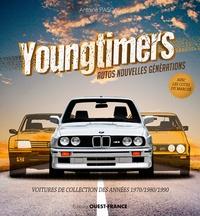 Youngtimers, autos nouvelles générations- Voitures de collection des années 1970/1980/1990 - Antoine Pascal pdf epub