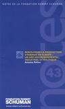 Antoine Pellion - Renouveler la production d'énergie en Europe : un défi environnemental, industriel et politique.